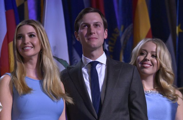 Report: Trump and Kushner planning major family move
