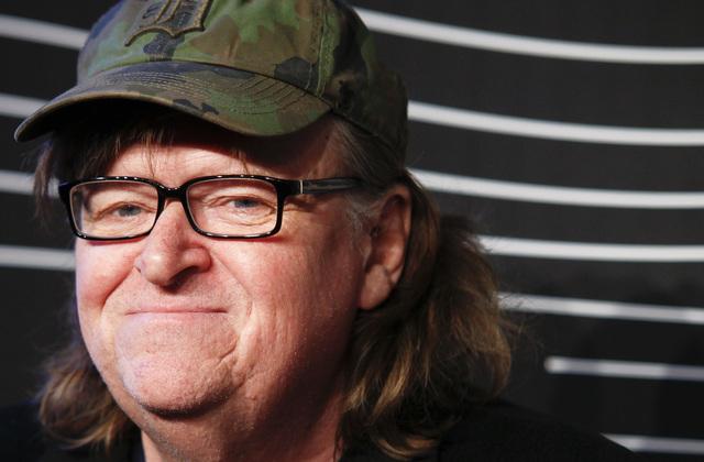 Michael Moore blasts Trump at CNN town hall