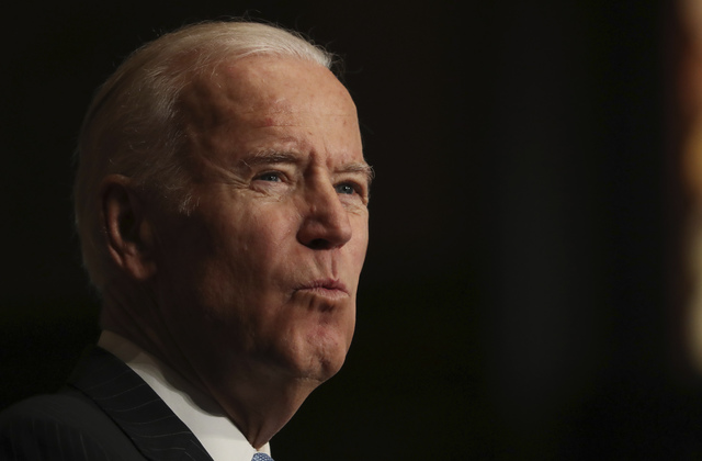 Joe Biden breaks his silence on alleged 2020 run