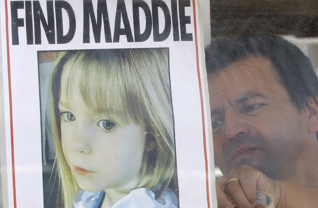 Officials pursue lead in McCann's disappearance