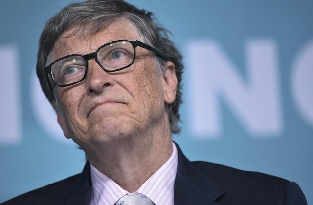 Bill Gates reveals his 5 favorite books of 2016