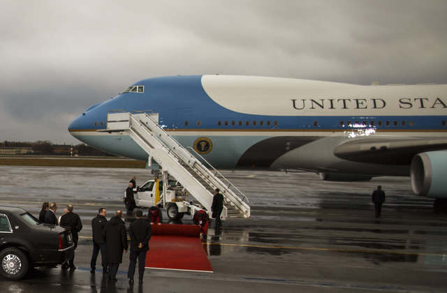 Trump on new Air Force One plane: 'Cancel order!'