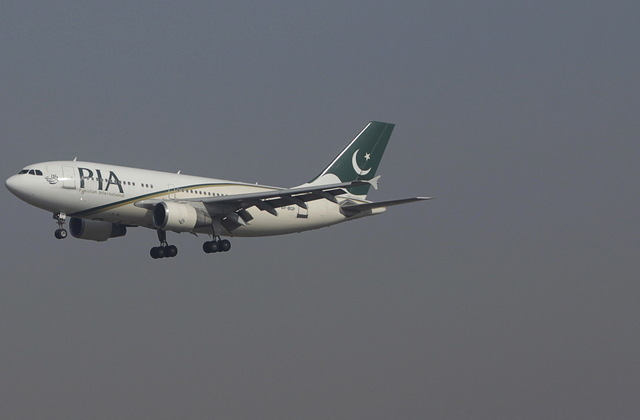 Plane carrying 47 passengers crashes in north Pakistan