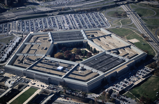 Pentagon tried to hide enormous sum in taxpayer money