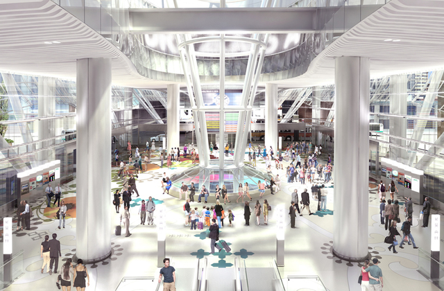 SF to build the world's most expensive bus terminal